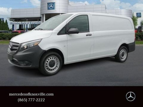 New Mercedes Benz Metris Cargo Van