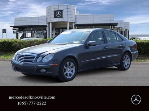 Pre Owned 2008 Mercedes Benz E Class E 320