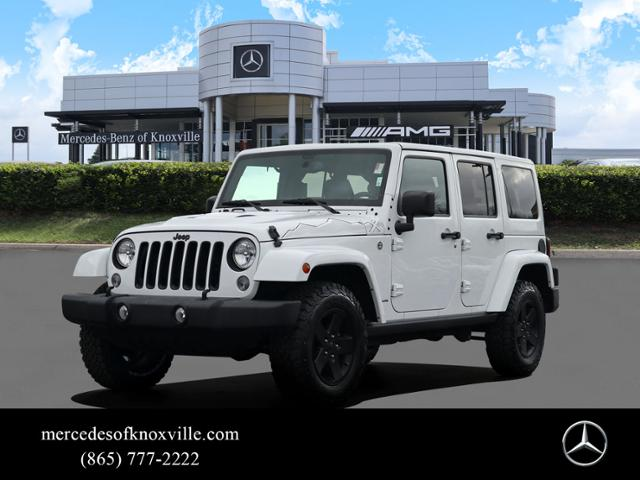 Pre-Owned 2015 Jeep Wrangler Unlimited 4WD 4dr Wrangler X *Ltd Avail*