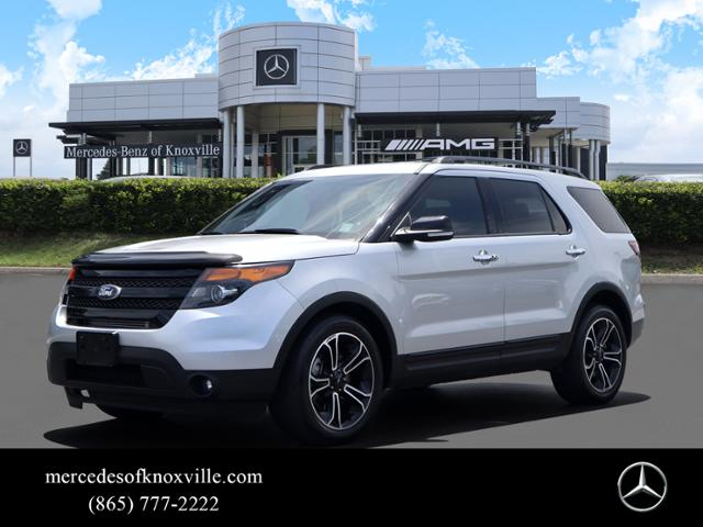 Pre-Owned 2014 Ford Explorer 4WD 4dr Sport