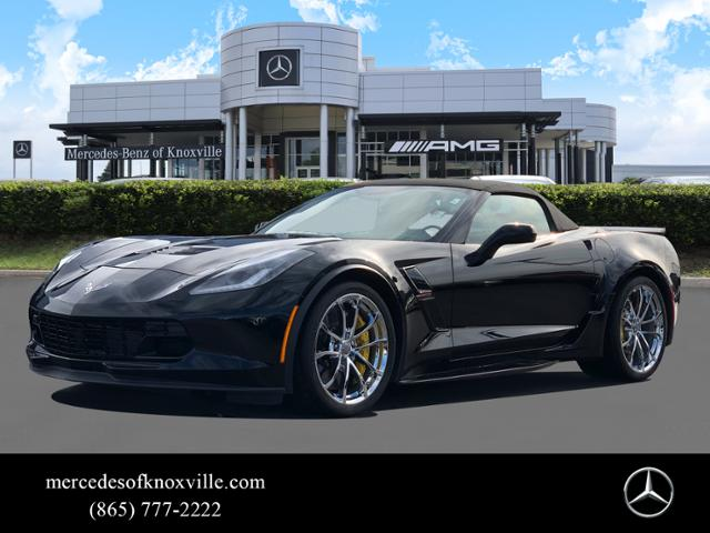 Pre-Owned 2018 Chevrolet Corvette 2dr Grand Sport Conv w/3LT