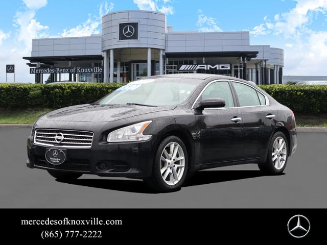 Pre-Owned 2010 Nissan Maxima 4dr Sdn V6 CVT 3.5 S