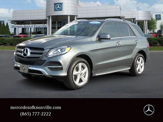 Certified pre owned 2017 mercedes benz gle suv in Mercedes benz certified pre owned lease