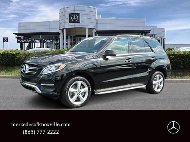 Certified Pre-Owned 2018 Mercedes-Benz GLE 350 Rear Wheel Drive SUV