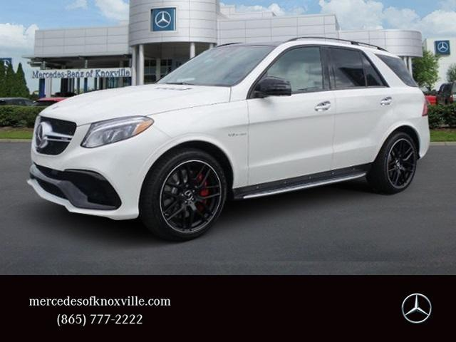 New 2017 mercedes benz gle suv in knoxville th315 for Mercedes benz knoxville