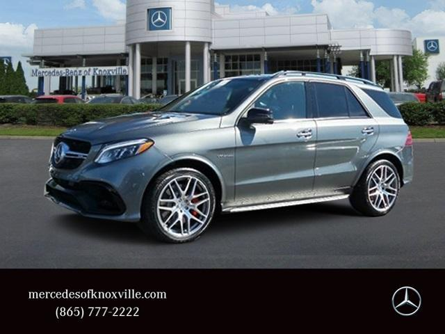 new 2018 mercedes benz gle suv in knoxville tj122. Black Bedroom Furniture Sets. Home Design Ideas