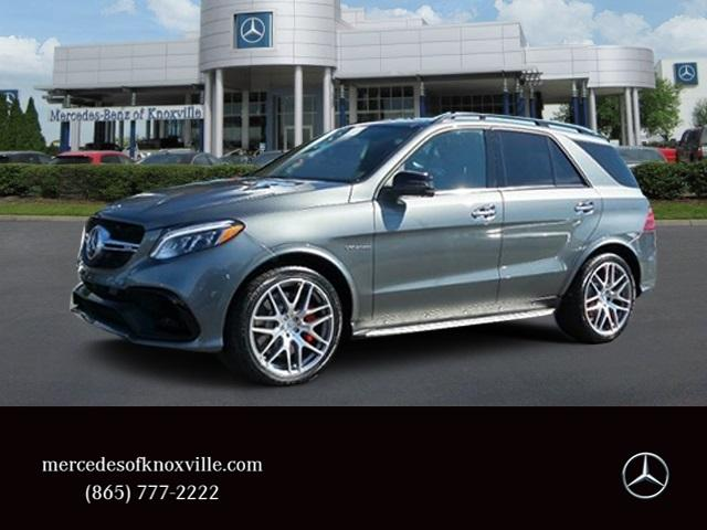 New 2018 Mercedes Benz Gle Amg 63 S Suv