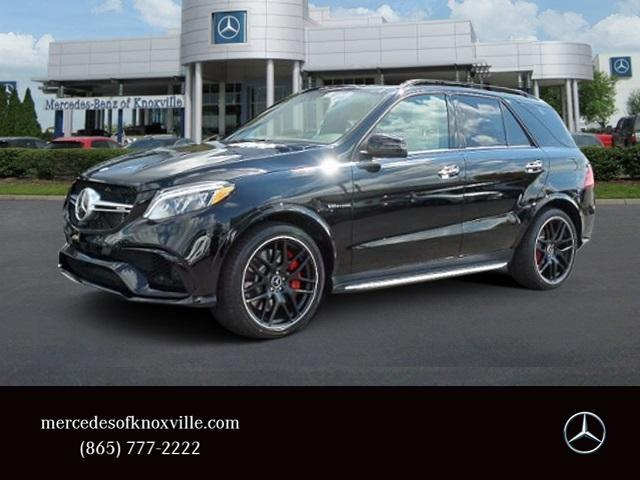 New 2018 mercedes benz gle suv in knoxville tj077 for Knoxville mercedes benz