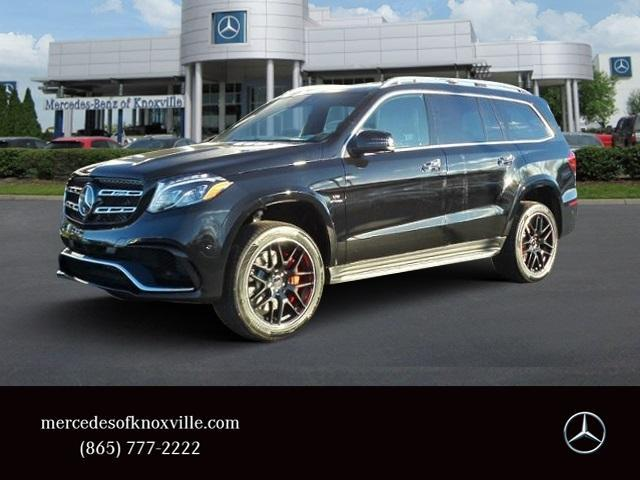 New 2018 mercedes benz gls suv in knoxville tj242 for Knoxville mercedes benz