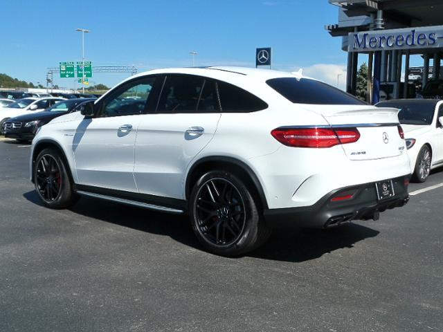 New 2018 Mercedes Benz Gle Coupe In Knoxville Tj107