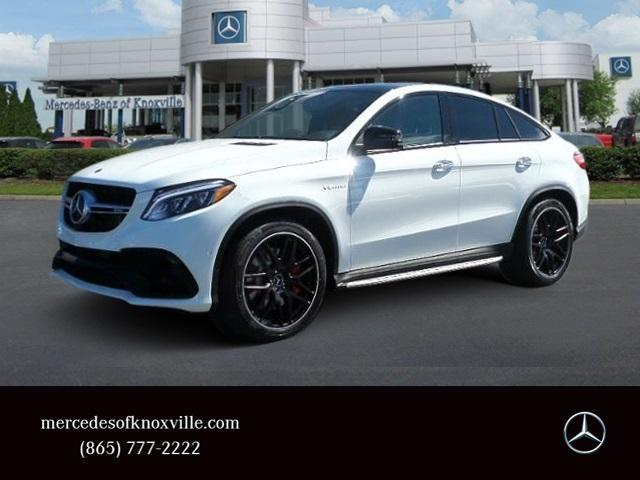 New 2018 mercedes benz gle coupe in knoxville tj107 for Knoxville mercedes benz