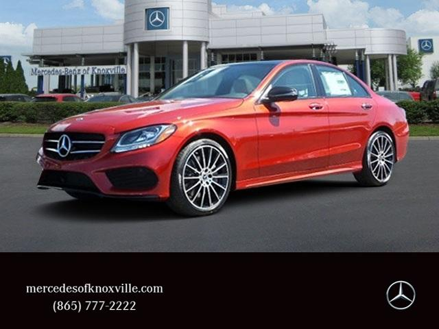 New 2018 Mercedes-Benz C 300 Sport Rear Wheel Drive SEDAN