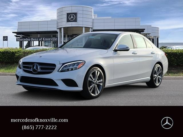 Pre-Owned 2019 Mercedes-Benz C-Class C 300 Sedan
