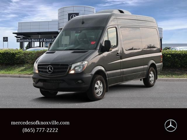 New 2018 Mercedes Benz Sprinter 2500 Passenger Van