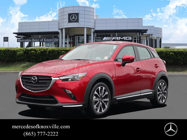 Pre-Owned 2019 Mazda CX-3 Grand Touring FWD