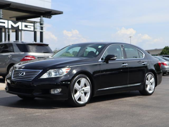 Pre-Owned 2010 Lexus LS 460 4dr Sdn RWD