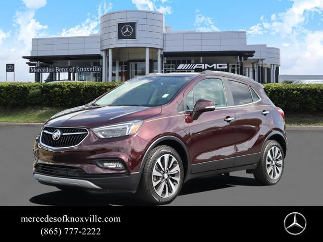 Pre-Owned 2018 Buick Encore FWD 4dr Essence