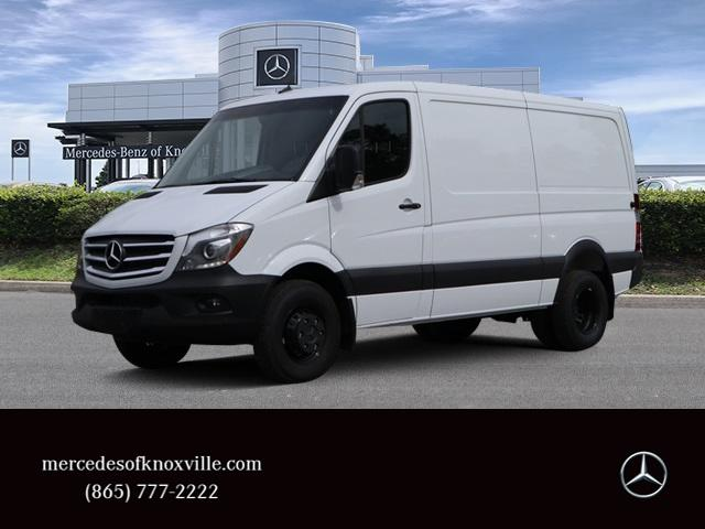 New 2018 Mercedes Benz Sprinter Cargo Van