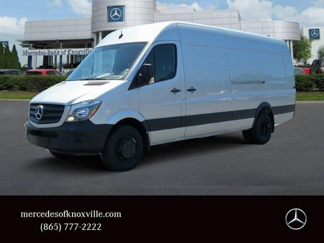 New 2017 mercedes benz sprinter full size cargo van in for 2017 mercedes benz 3500xd high roof v6 4wd cargo van