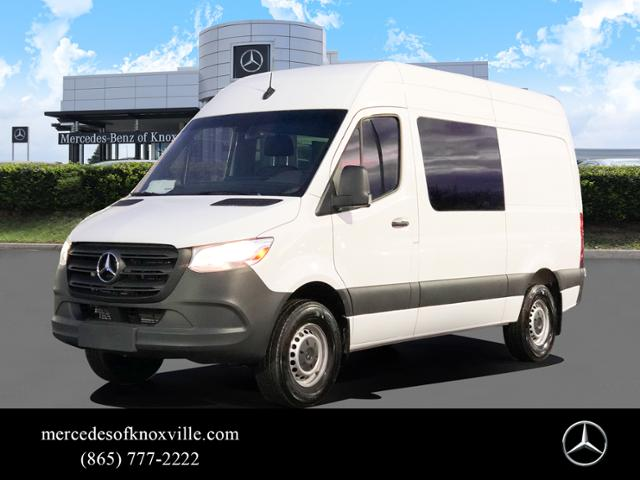 Pre-Owned 2019 Mercedes-Benz Sprinter 2500 Crew Van