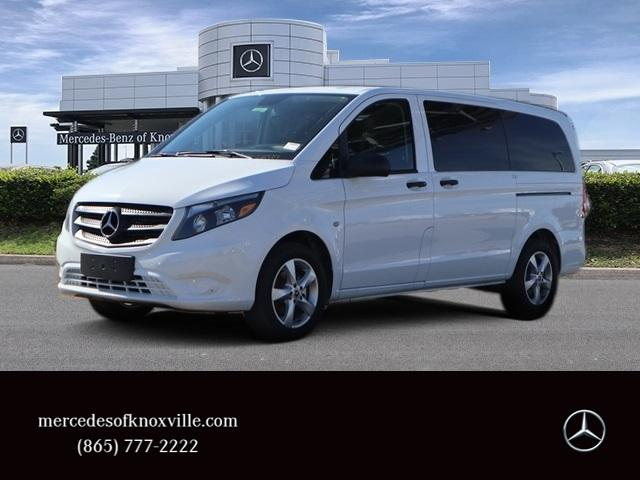 Certified Pre-Owned 2019 Mercedes-Benz Metris Passenger Van Rear Wheel Drive PASSENGER VAN