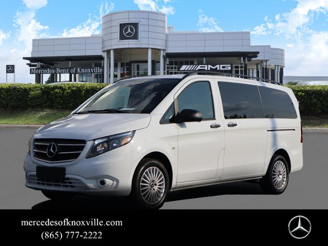 Pre-Owned 2018 Mercedes-Benz Metris Passenger Van With Navigation