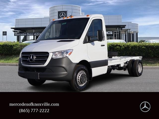 Pre-Owned 2017 Mercedes-Benz Sprinter Chassis Cab