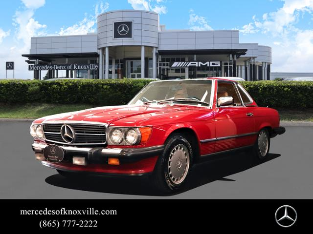 Pre-Owned 1988 Mercedes-Benz SL-Class
