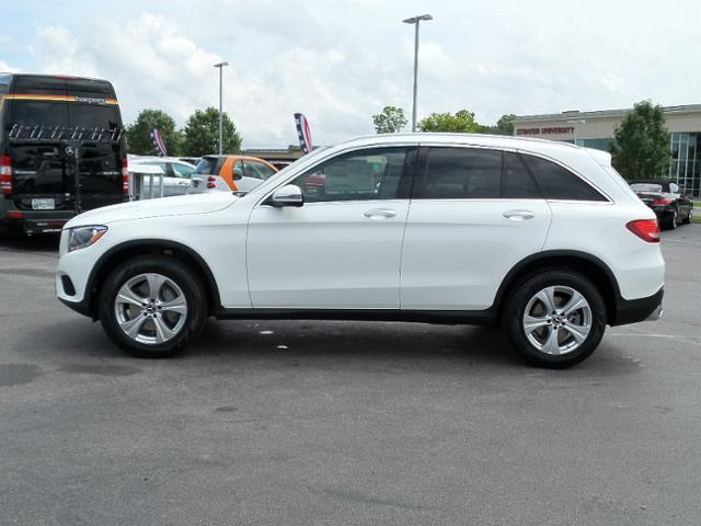 Pre owned 2018 mercedes benz glc m suv in knoxville tj037 for Mercedes benz glc 300 accessories