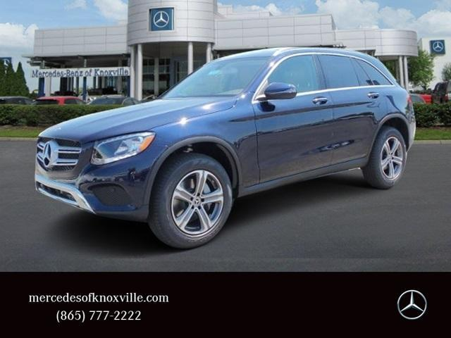 Pre owned 2017 mercedes benz glc m suv in knoxville th302 for Pre owned mercedes benz suv