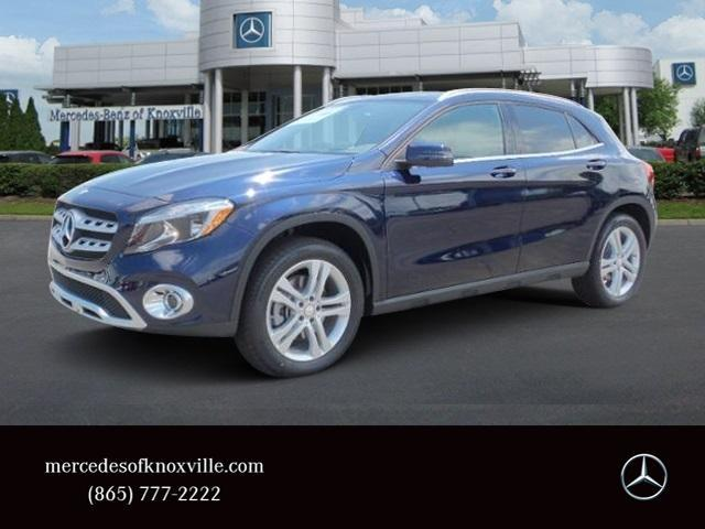 Pre owned 2018 mercedes benz gla m suv in knoxville tj001 for Pre owned mercedes benz suv