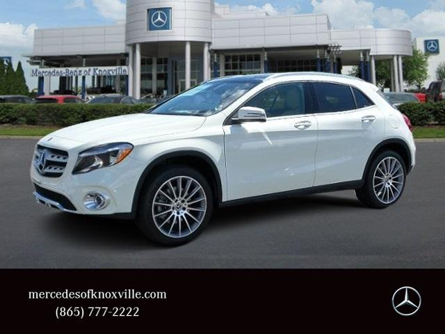 Pre owned 2018 mercedes benz gla m suv in knoxville tj049 for Pre owned mercedes benz suv