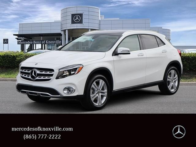 Pre-Owned 2019 Mercedes-Benz GLA 250 Front Wheel Drive SUV
