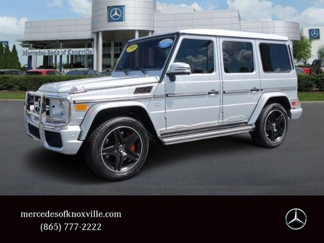 Certified pre owned 2013 mercedes benz g class 4matic 4dr Mercedes benz g class certified pre owned