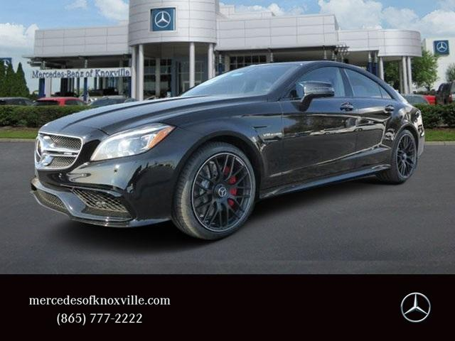 New 2017 mercedes benz cls amg cls 63 s 4matic coupe coupe for Mercedes benz knoxville