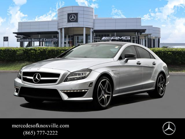 Certified Pre-Owned 2014 Mercedes-Benz CLS AMG® CLS 63 Performance