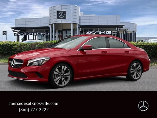 Retired Loaner Vehicle 2019 Mercedes-Benz CLA 250 Front Wheel Drive Coupe