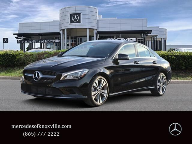 Mercedes Benz Cla >> Pre Owned 2019 Mercedes Benz Cla 250 Front Wheel Drive Coupe