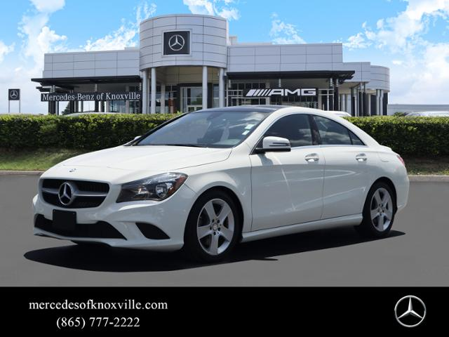 Certified Pre-Owned 2016 Mercedes-Benz CLA CLA 250