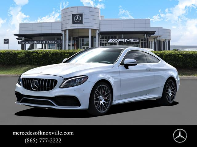 Certified Pre-Owned 2020 Mercedes-Benz C-Class AMG® C 63 S Coupe