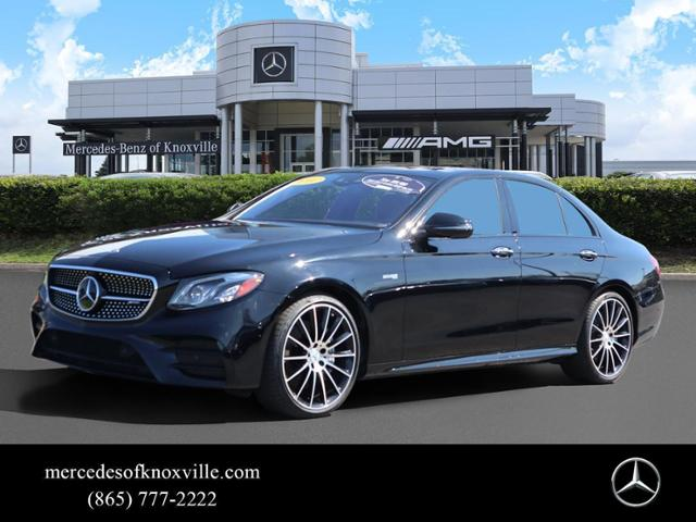 Pre-Owned 2018 Mercedes-Benz E-Class AMG® E 43 Sedan AWD 4MATIC®