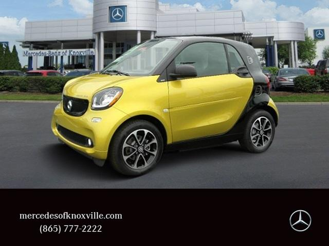 New 2017 Smart Fortwo Coupe Electric Drive