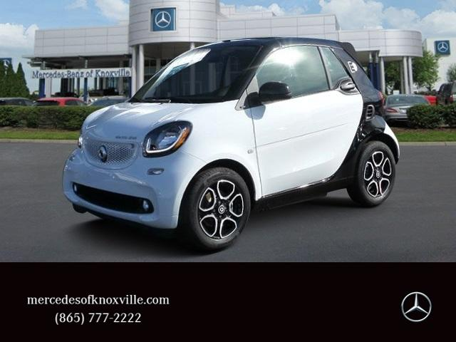 New 2018 Smart Fortwo Cabriolet Electric Drive