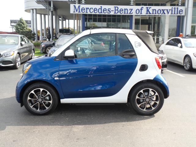 New 2017 Smart Fortwo Cabriolet Electric Drive