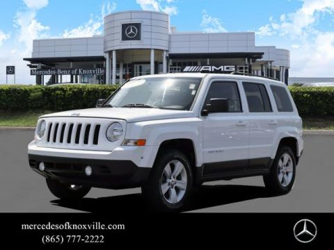 Pre-Owned 2015 Jeep Patriot 4WD 4dr Sport