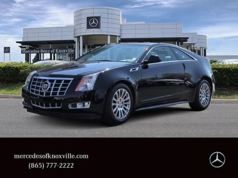Pre-Owned 2014 Cadillac CTS 2dr Cpe Premium AWD
