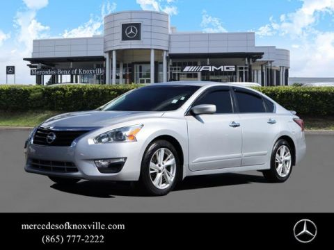 Pre-Owned 2014 Nissan Altima 4dr Sdn I4 2.5 SV