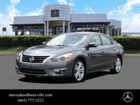 Pre-Owned 2015 Nissan Altima 4dr Sdn V6 3.5 S *Ltd Avail*