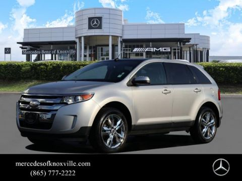Pre-Owned 2013 Ford Edge 4dr SEL FWD