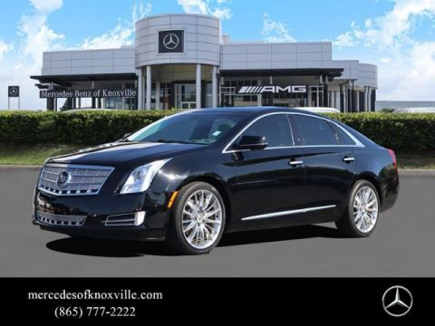 Pre-Owned 2015 Cadillac XTS 4dr Sdn Platinum FWD